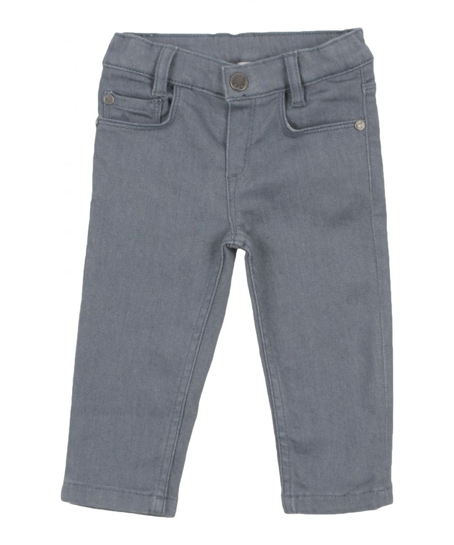 Image for DENIM Boy Paul Smith Grey Cotton