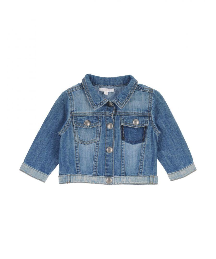 Image for DENIM Girl Chloé Blue Cotton