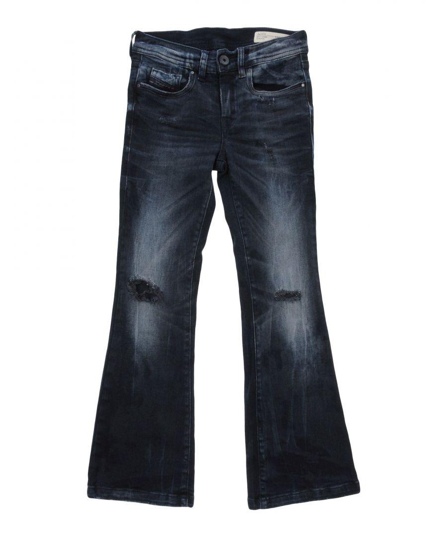 Image for DENIM Boy Diesel Blue Cotton
