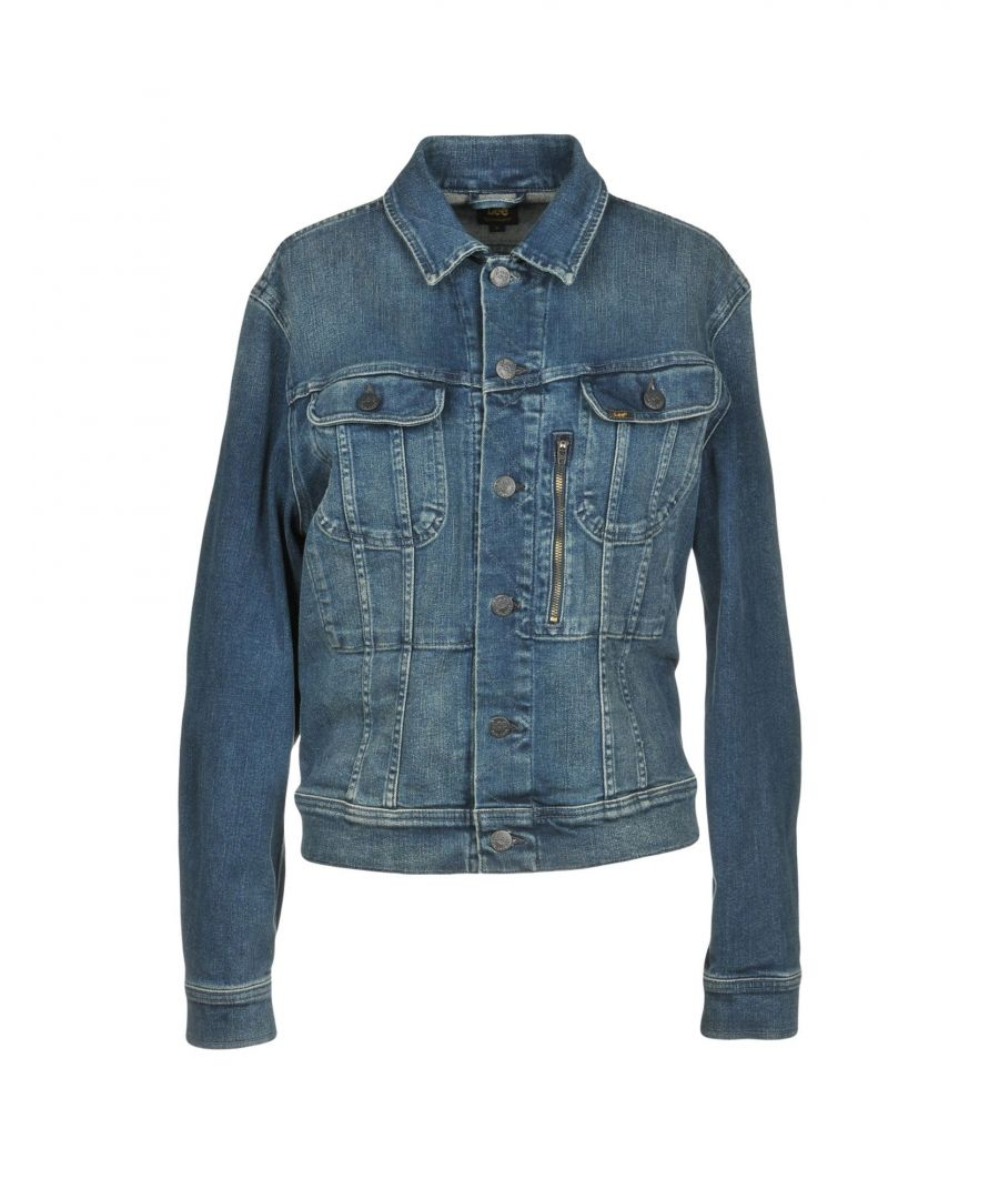 Image for Lee Blue Denim Jacket