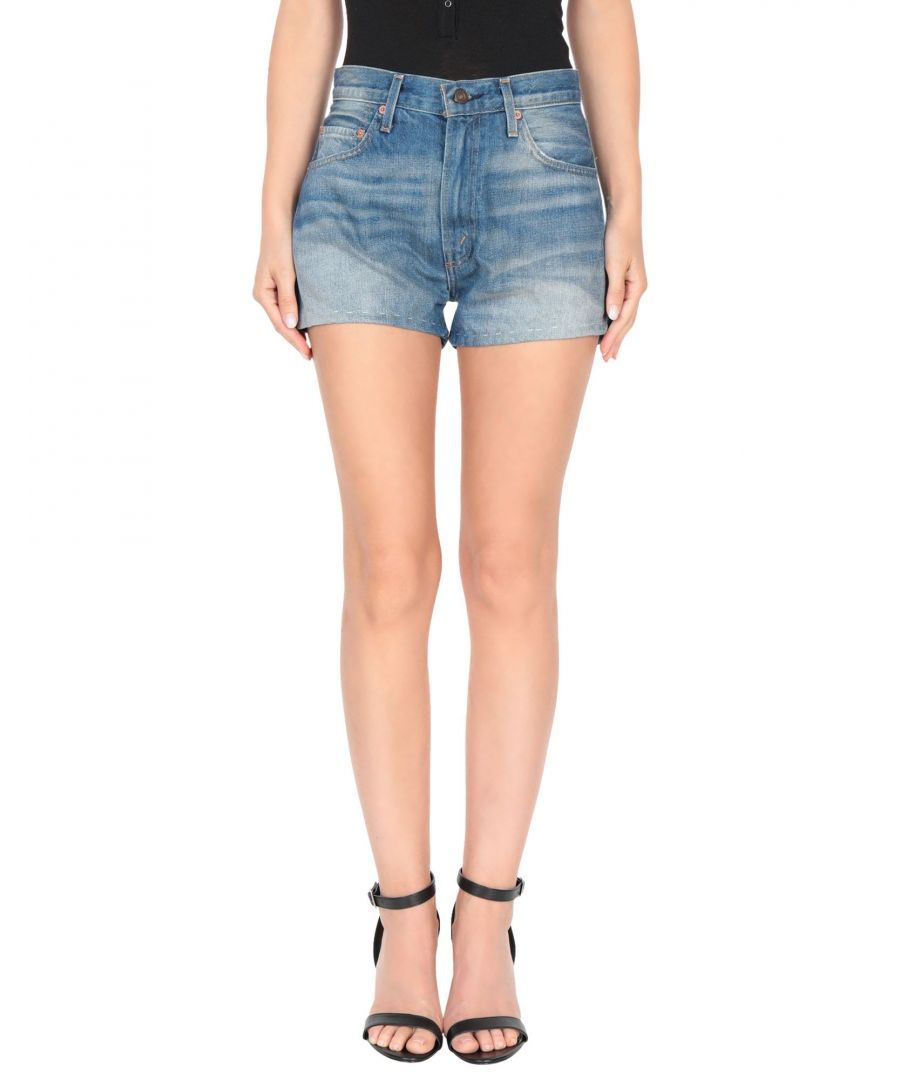 Image for Levi's Blue Denim Shorts