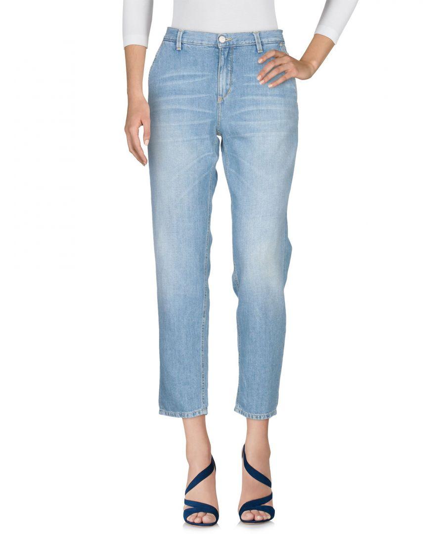 Image for Twenty Easy By Kaos Blue Cotton Boyfriend Jeans