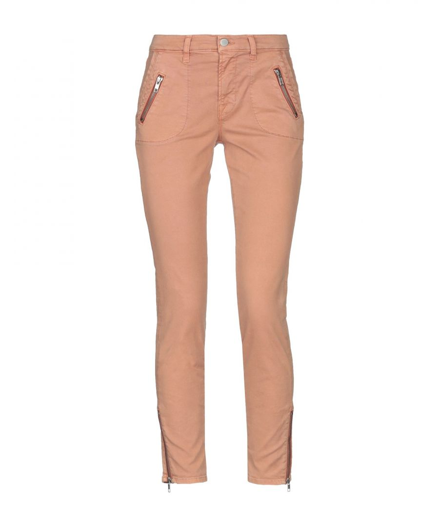 Image for DENIM Woman J Brand Pale pink Cotton