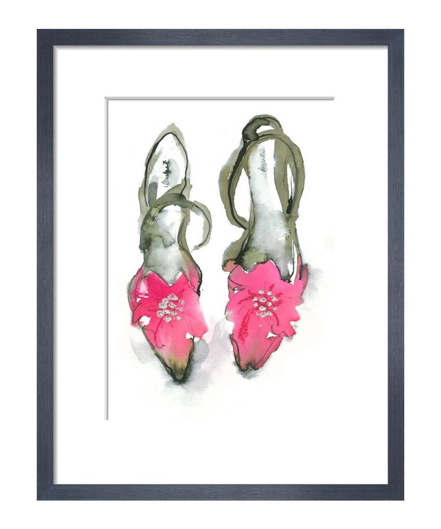 Image for Pink Shoes by Bridget Davies