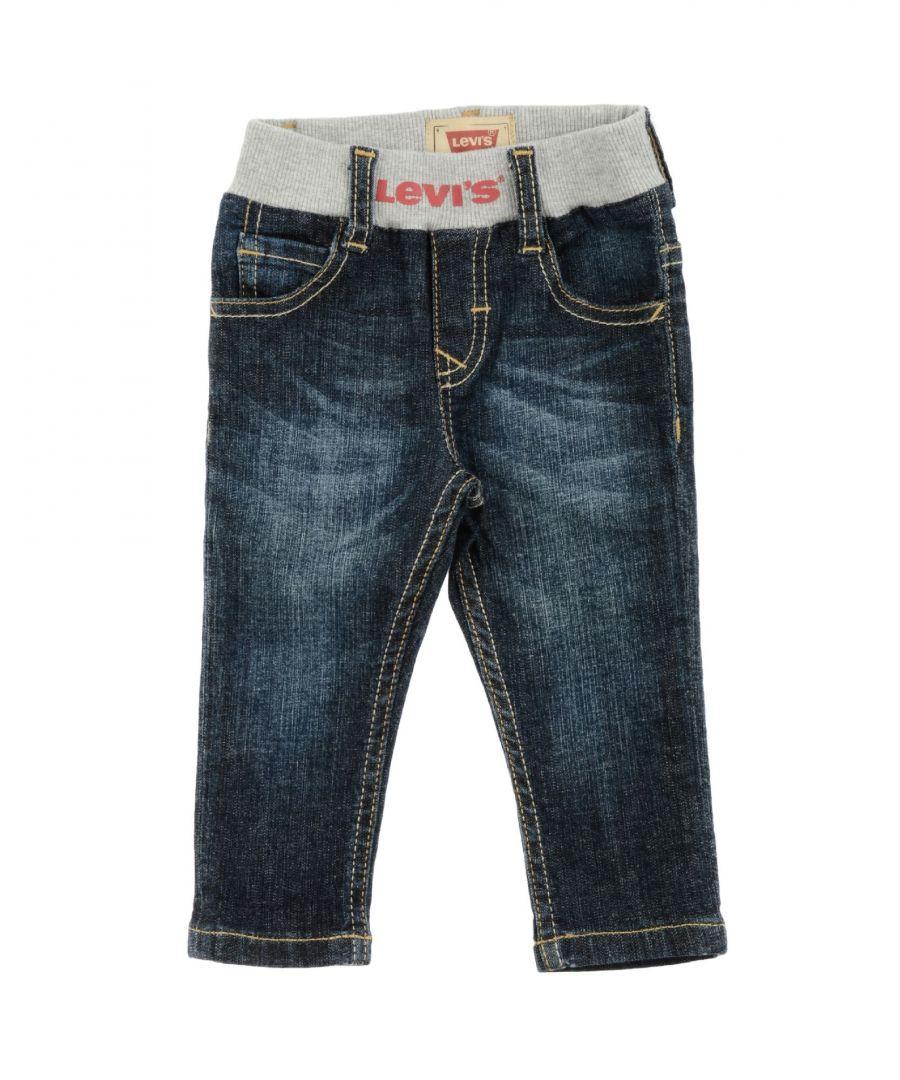 Image for DENIM Boy Levi' S Blue Cotton