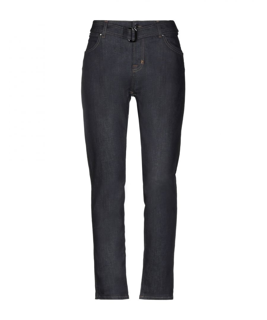 Image for Tom Ford Woman Denim trousers Blue Cotton