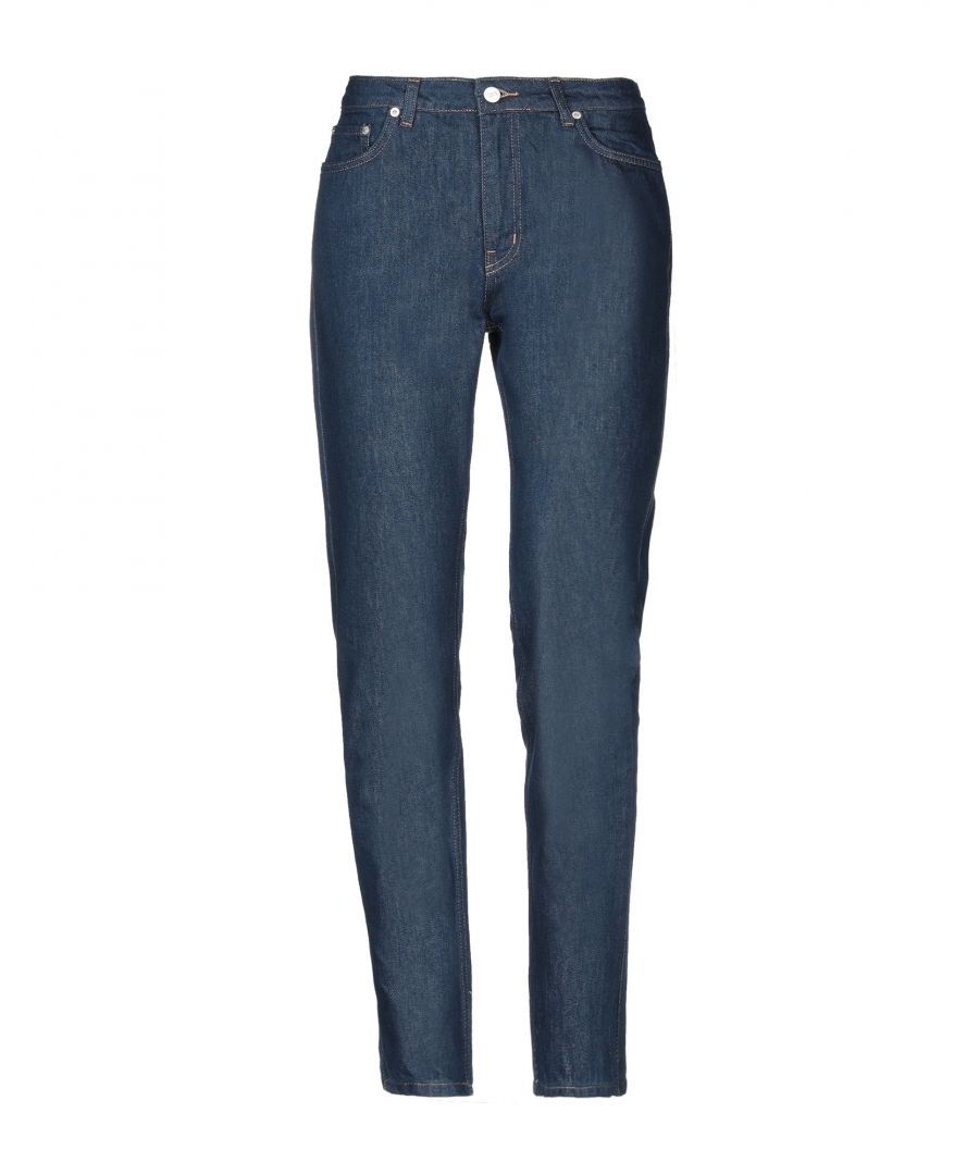 Image for Wood Wood Blue Cotton Jeans