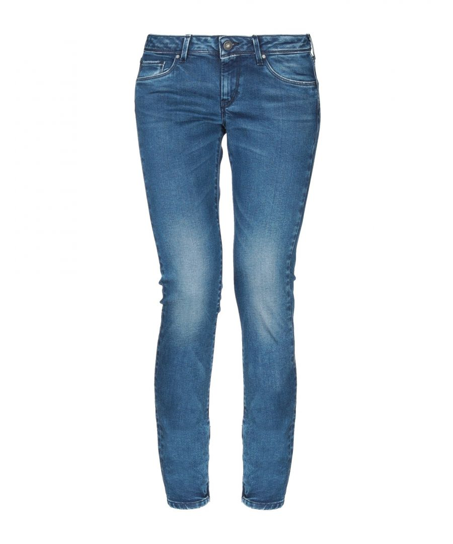Image for DENIM Pepe Jeans Blue Woman Cotton