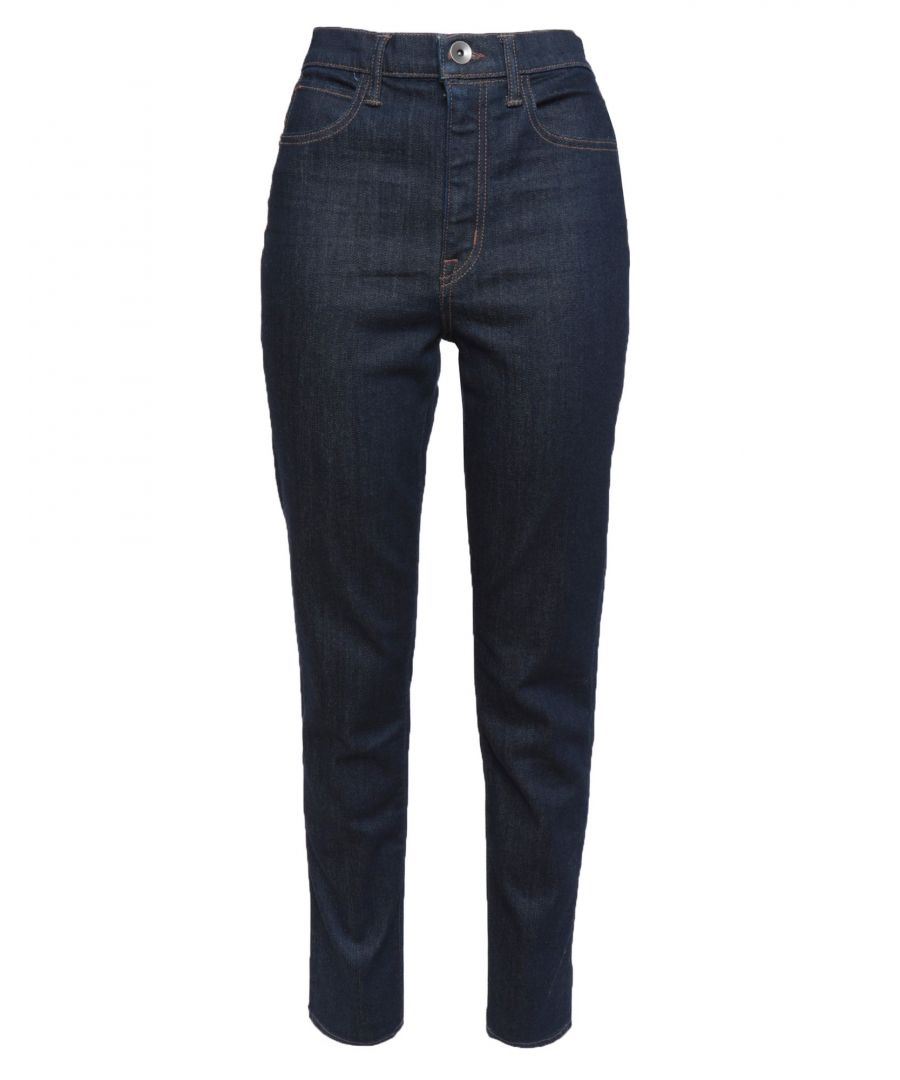 Image for Helmut Lang Blue Cotton Jeans