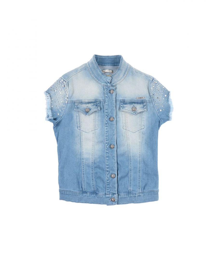 Image for DENIM Girl Met Jeans Blue Cotton