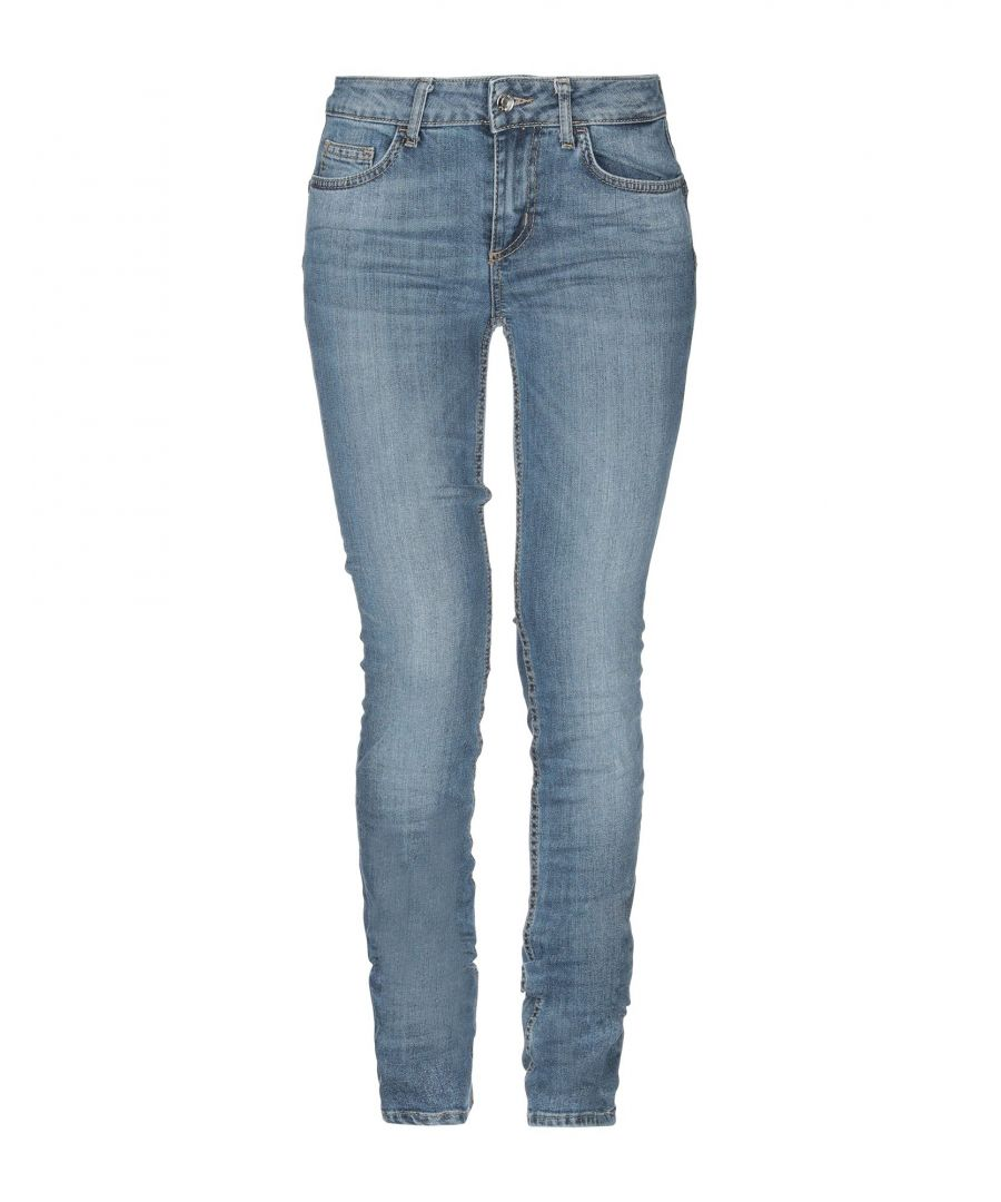 Image for Liu Jo Blue Cotton Jeans