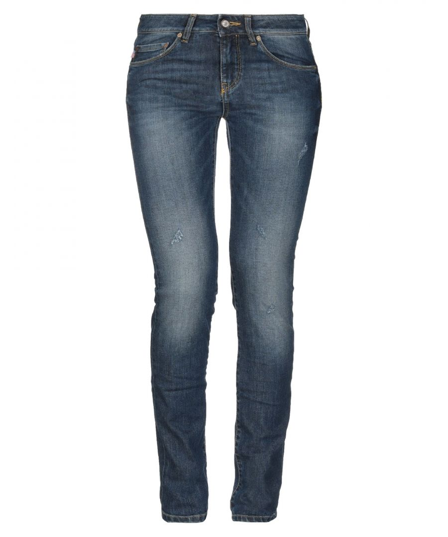 Image for Blauer Blue Cotton Jeans