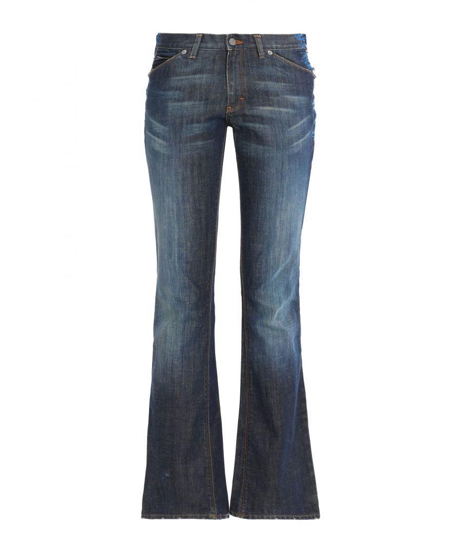 Image for Calvin Klein Jeans Blue Cotton Jeans