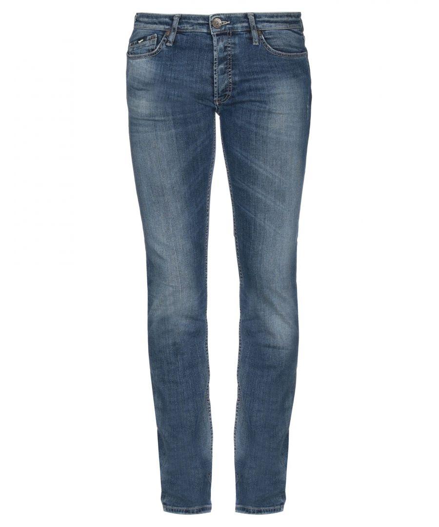 Image for DENIM Gas Blue Man Cotton