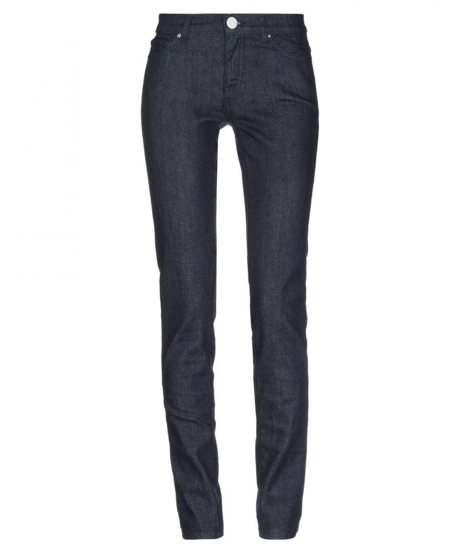 Image for DENIM Twin-Set Jeans Blue Woman Cotton