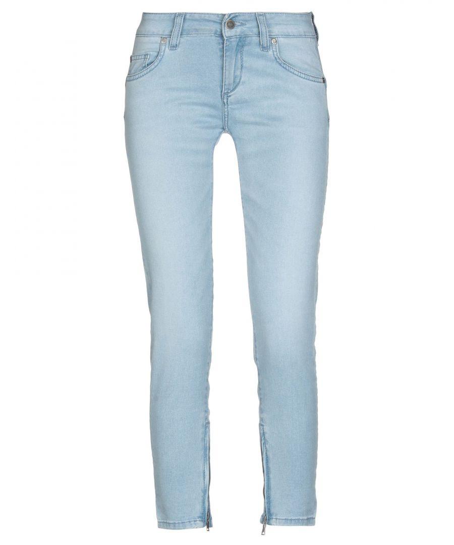 Image for Liu Jo Blue Cotton Jeans