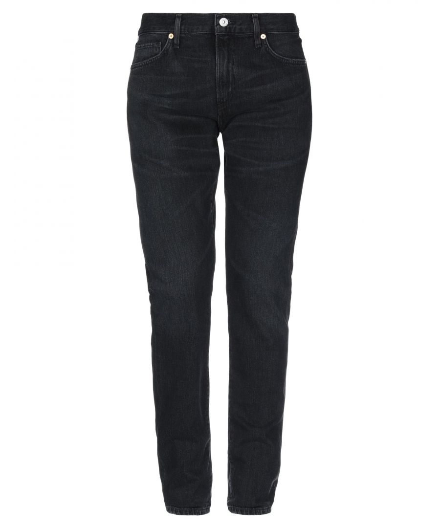 Image for Citizens Of Humanity Black Cotton Jeans