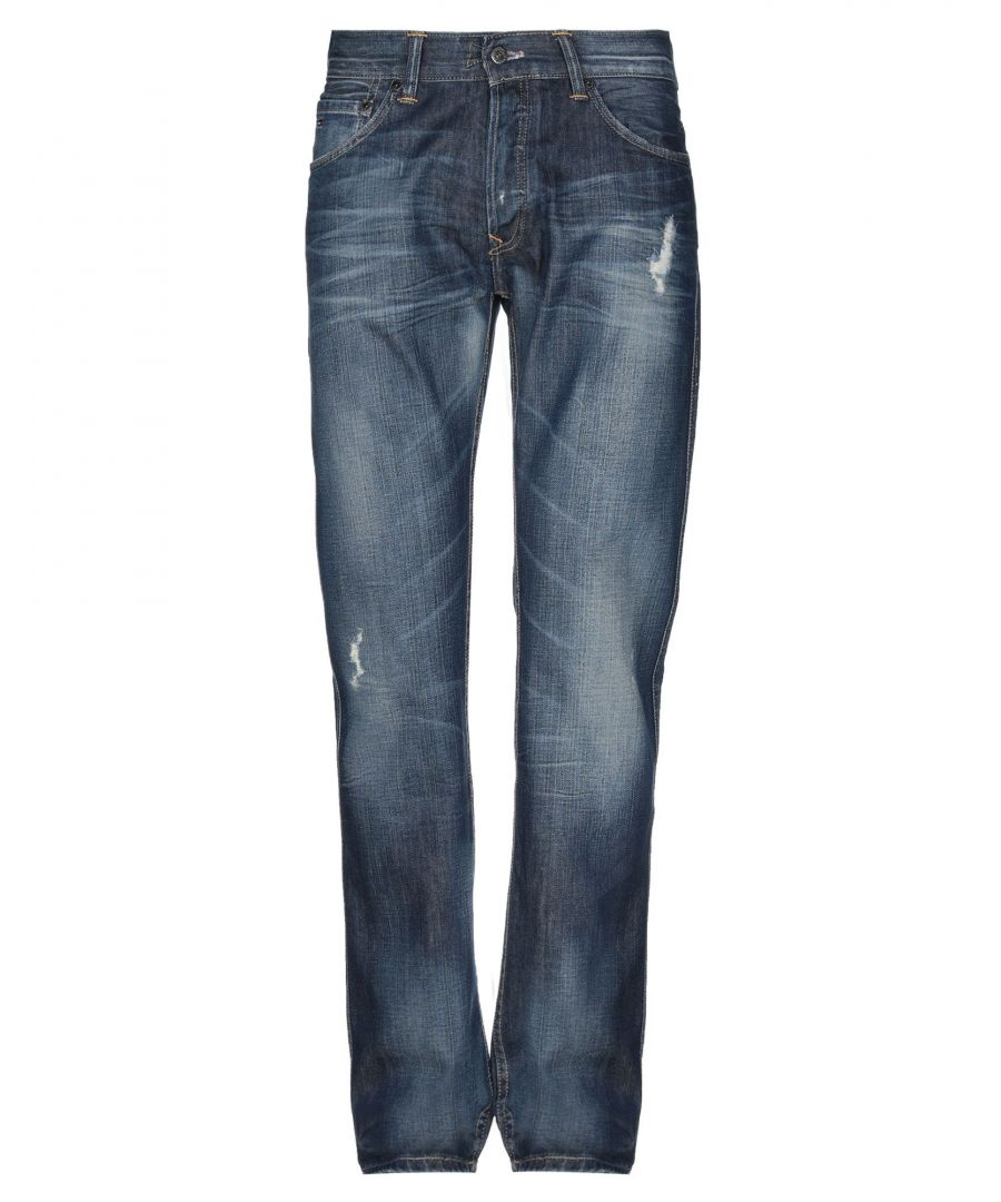 Image for Tommy Jeans Blue Cotton Jeans