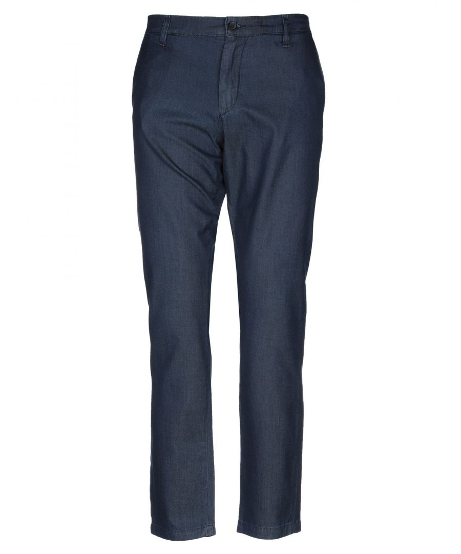 Image for Guess Blue Cotton Jeans