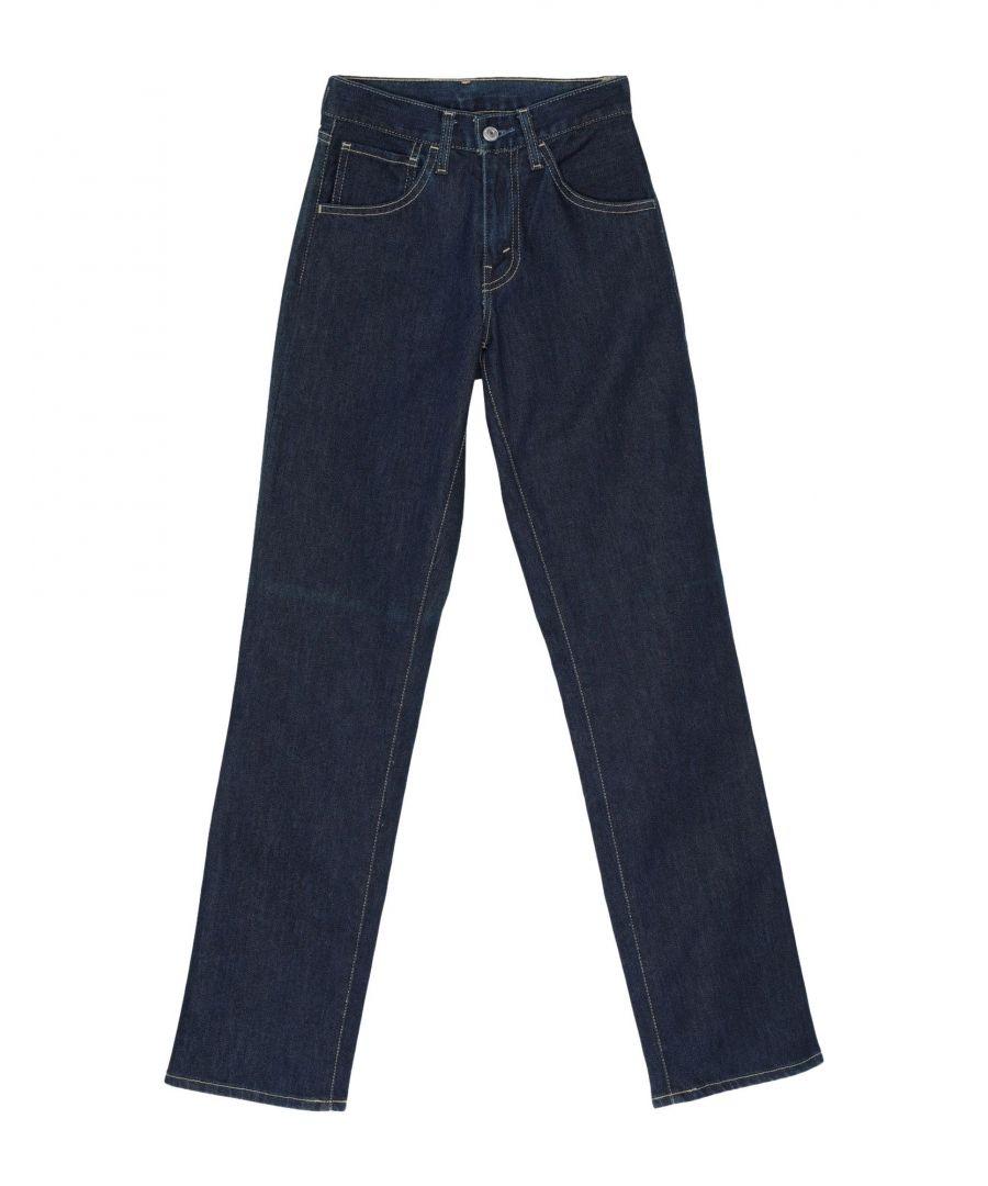Image for Levi's Blue Cotton Jeans