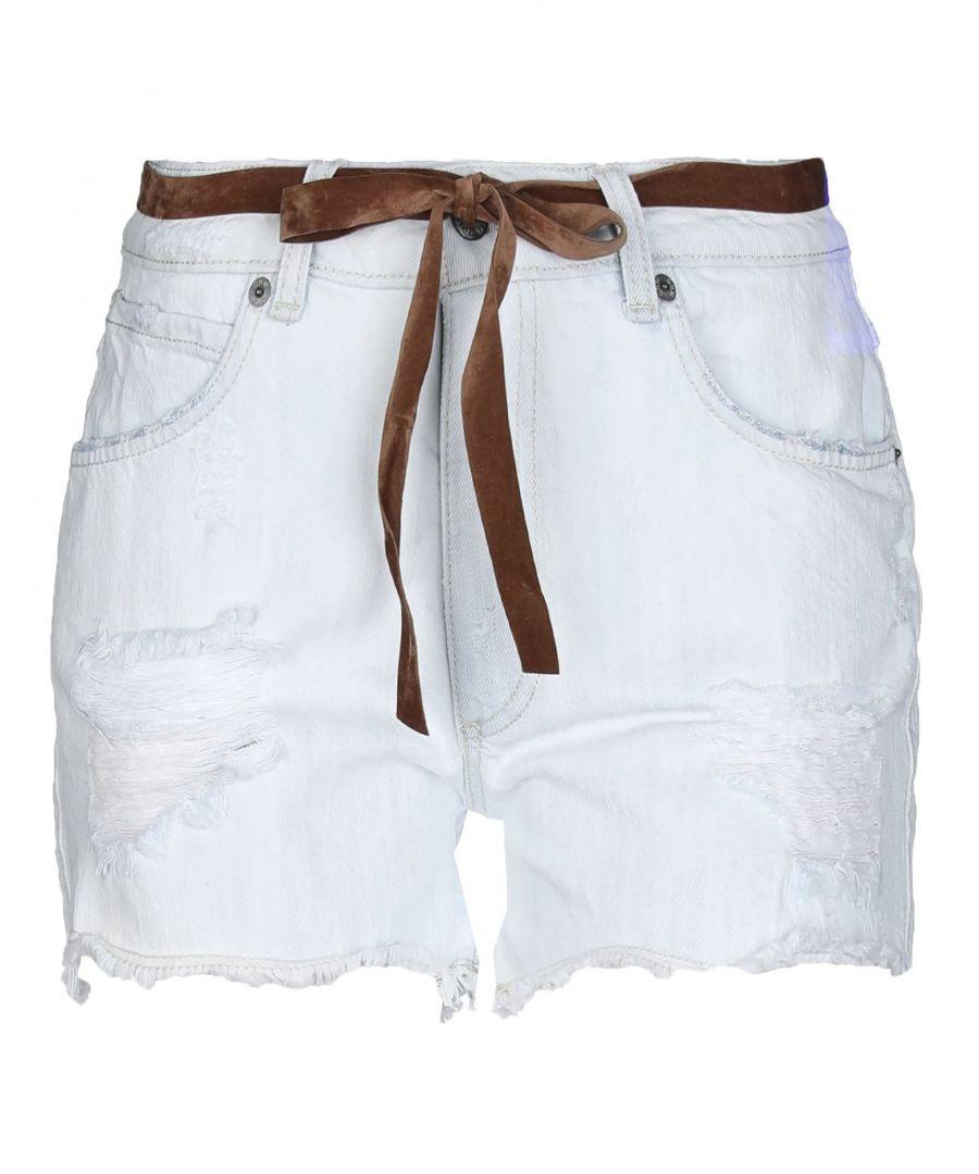 Image for Motel Blue Denim Shorts