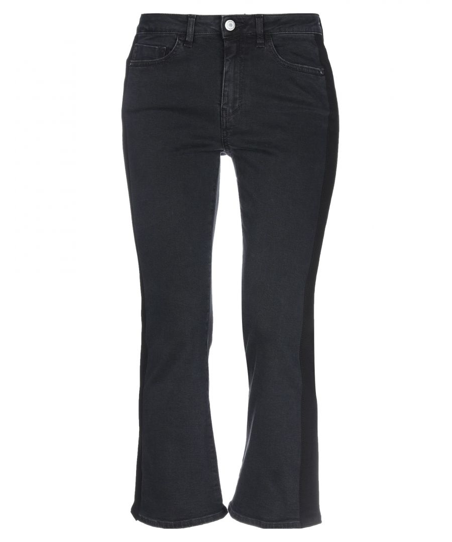 Image for Pinko Black Cotton Jeans