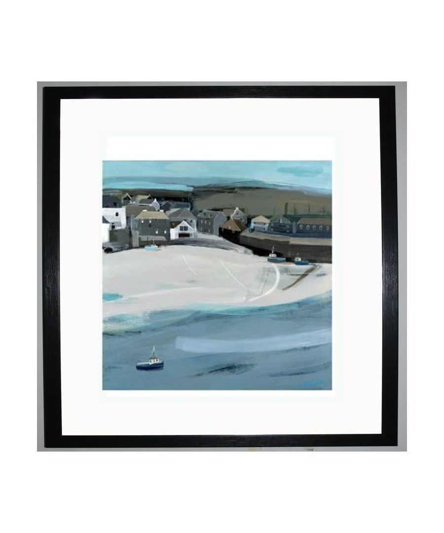 Image for Corner of the Beach Art Print by Hannah Cole