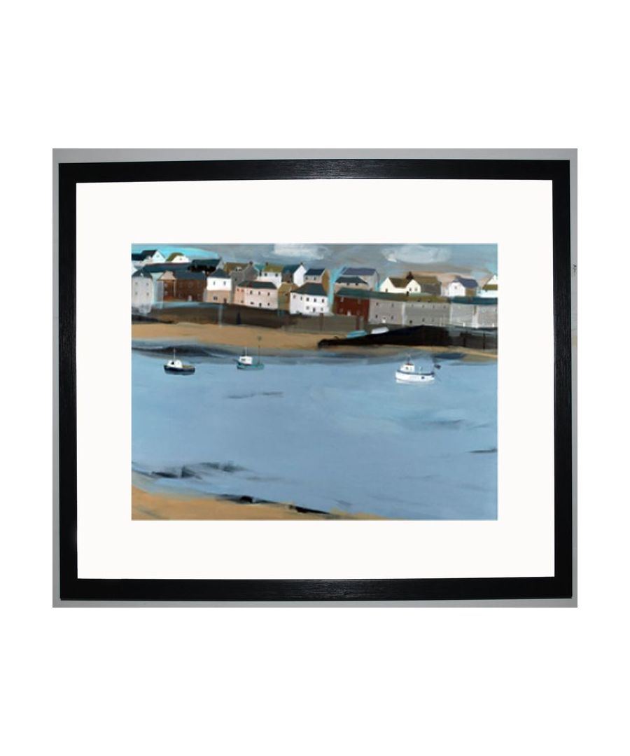 Image for St Ives Art Print by Hannah Cole