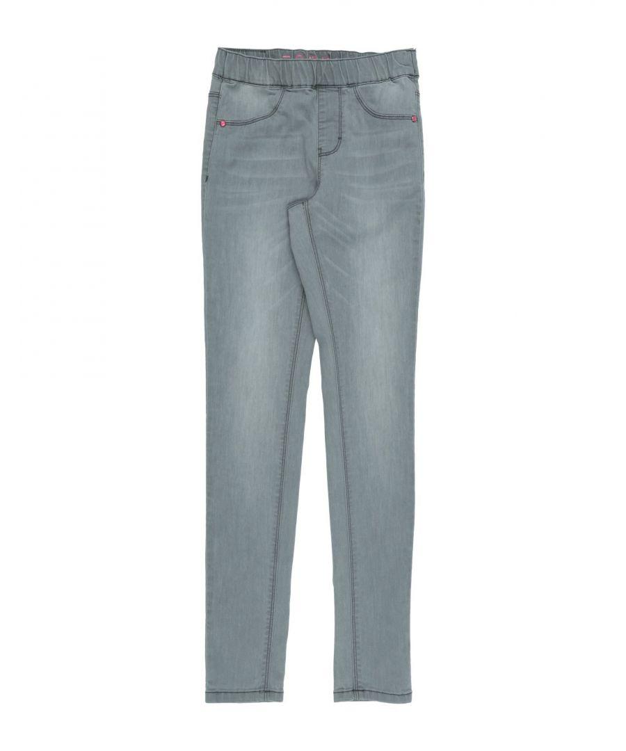 Image for DENIM Girl Esprit Grey Cotton