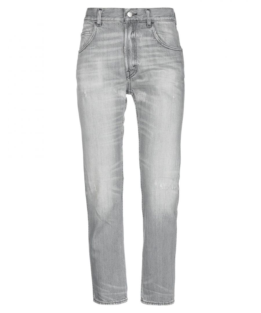 Image for Golden Goose Deluxe Brand Grey Cotton Jeans