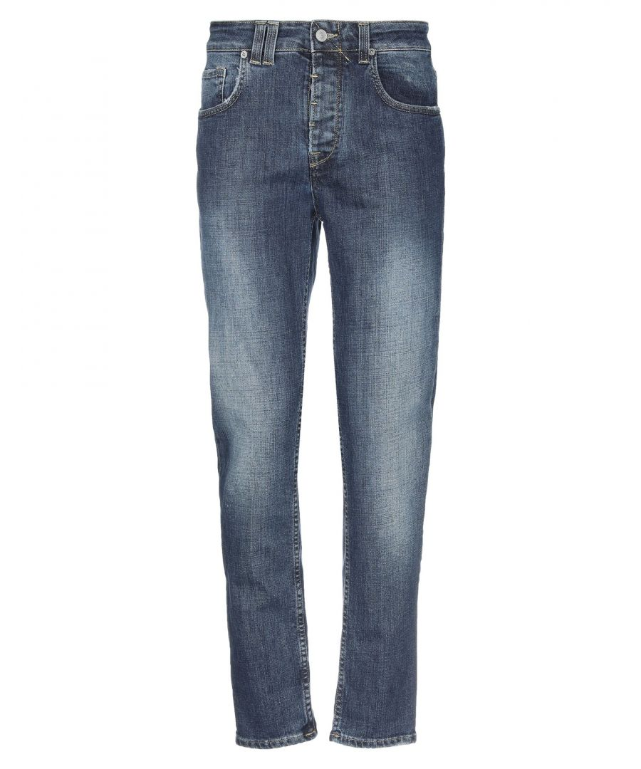 Image for Cycle Man Denim trousers Blue Cotton