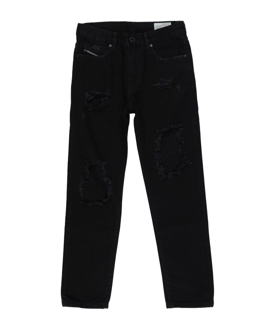 Image for DENIM Boy Diesel Black Cotton