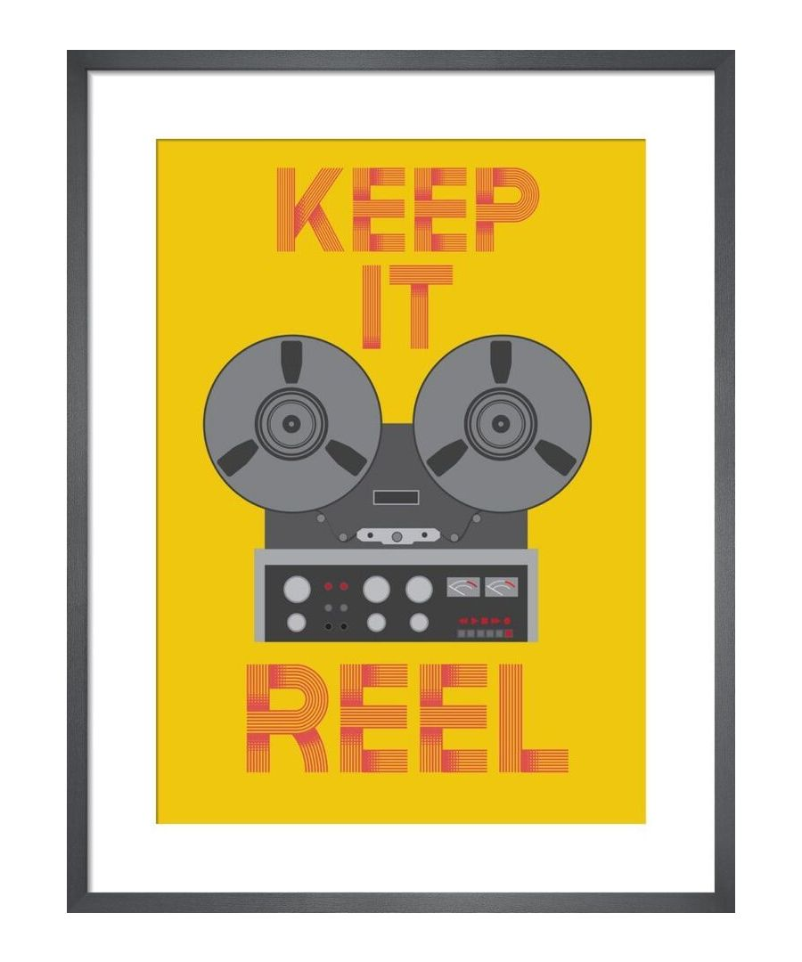 Image for Keep It Reel by Jeremy Harnell
