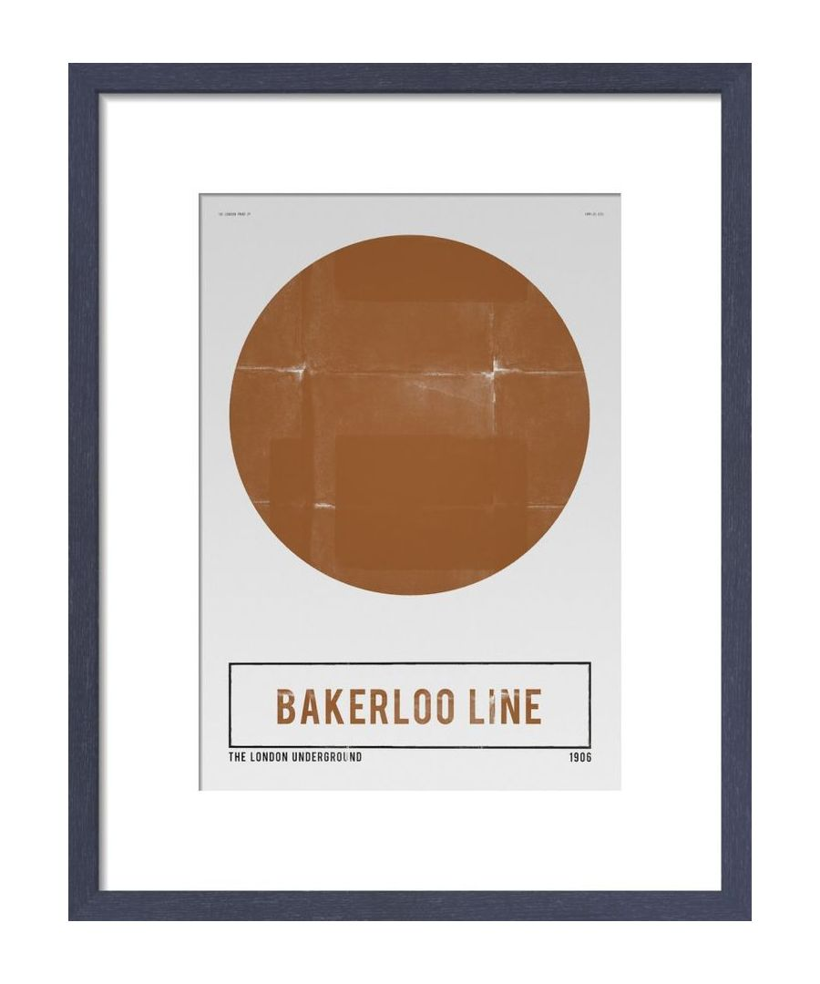 Image for Bakerloo Line by Nick Cranston
