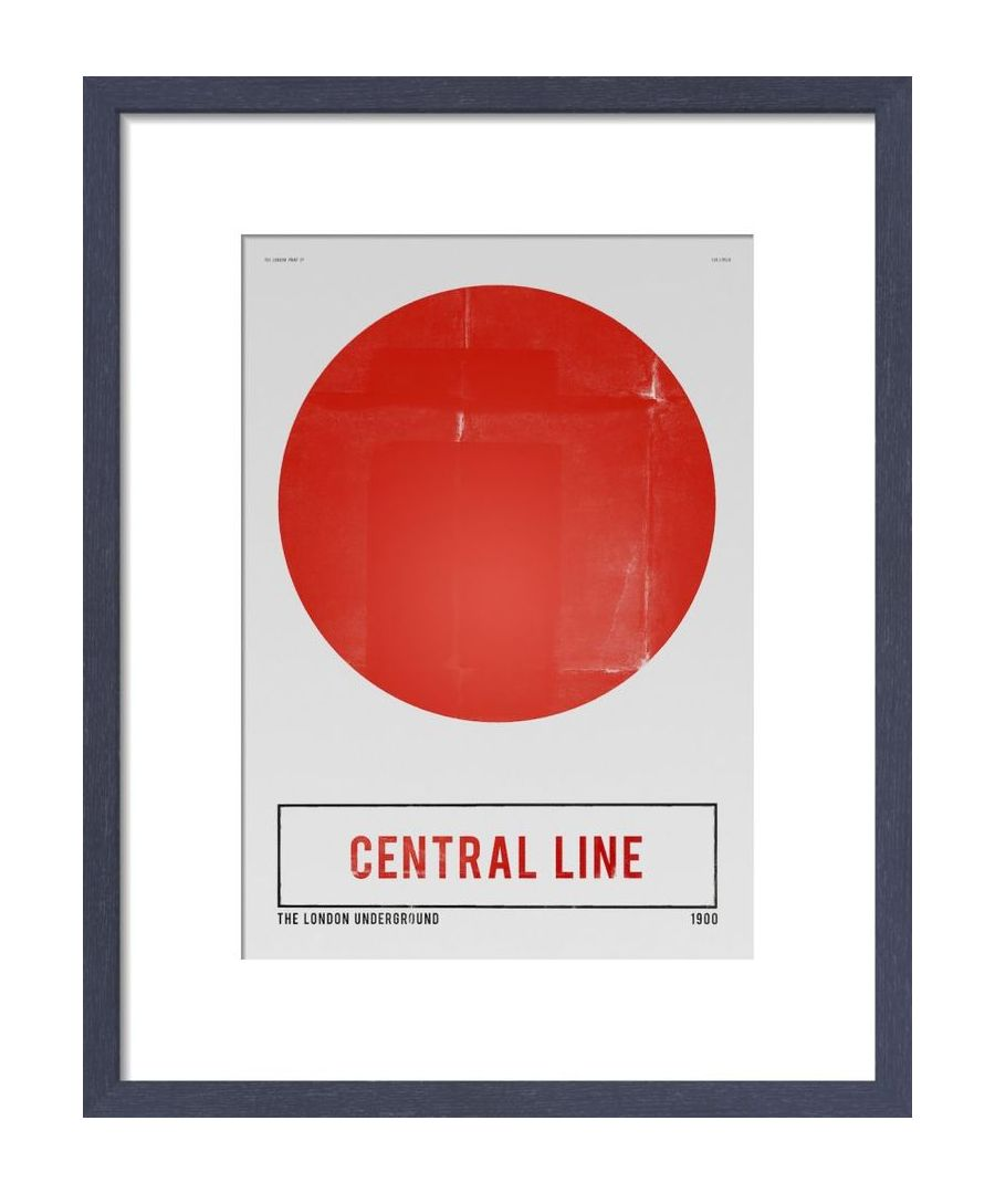Image for Central Line by Nick Cranston