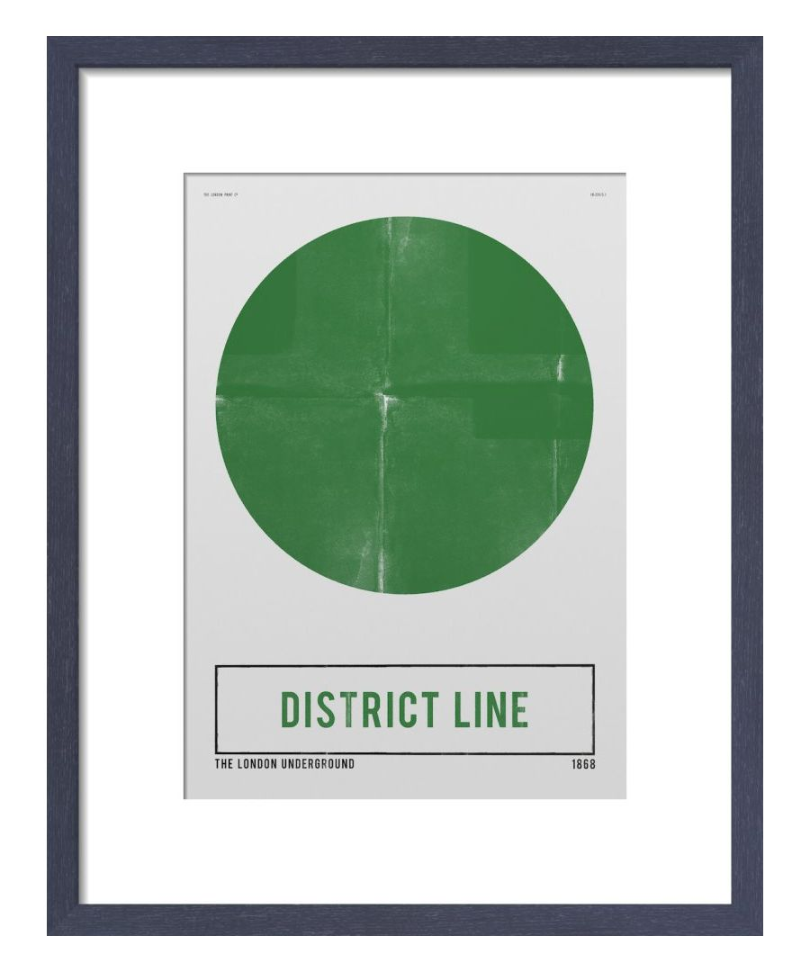 Image for District Line by Nick Cranston