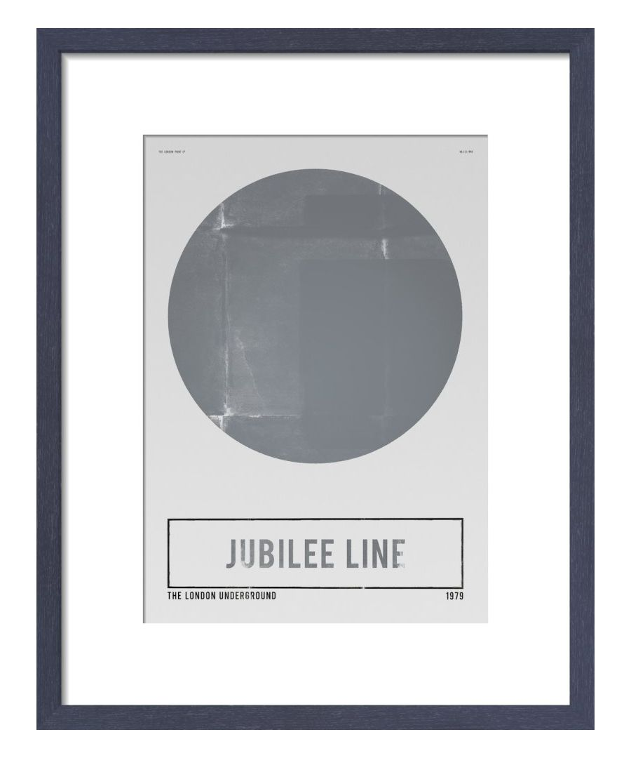 Image for Jubilee Line by Nick Cranston