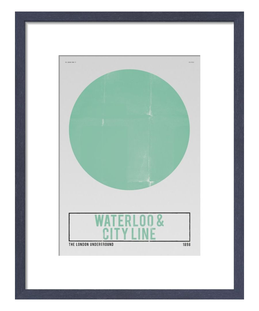 Image for Waterloo & City Line by Nick Cranston
