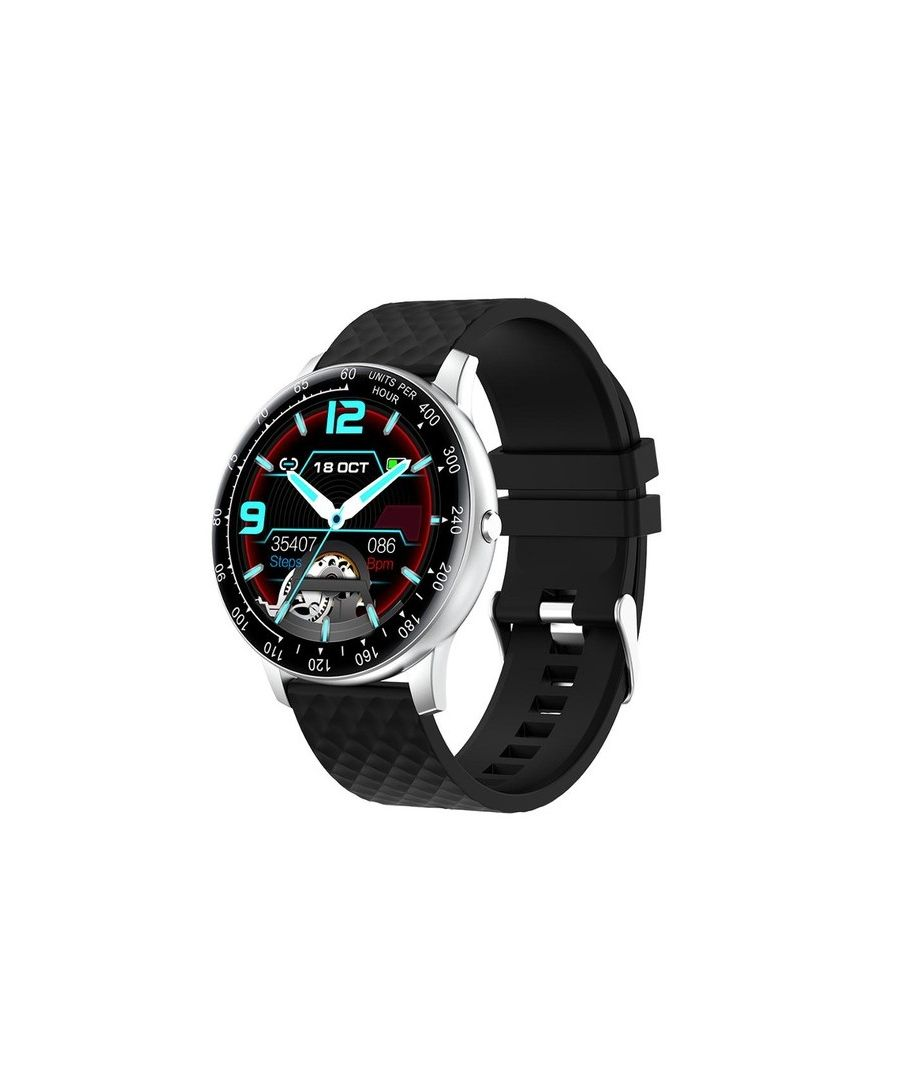 Image for Smartwatch 1.3 Inch Full Touch  - Silver
