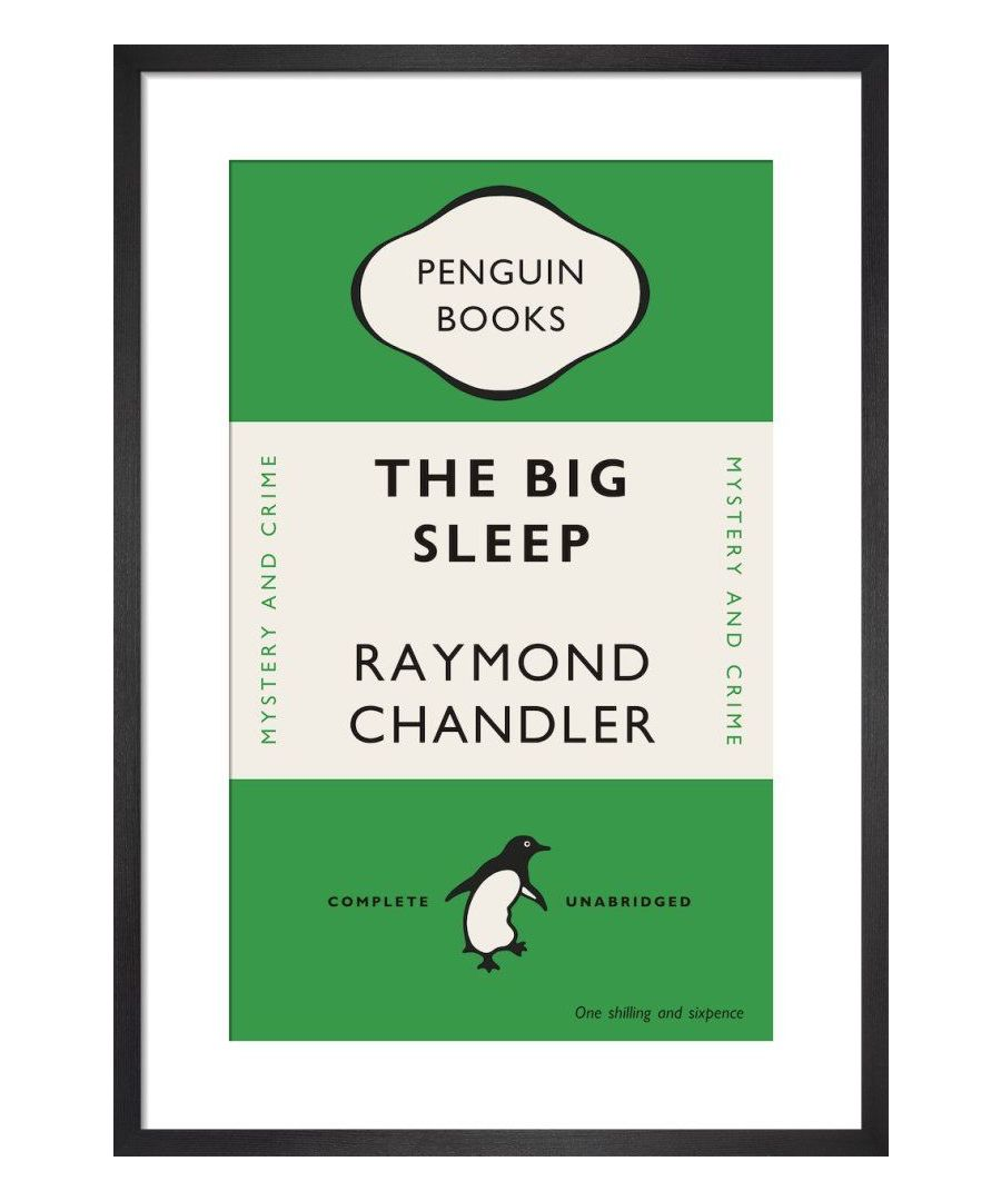 Image for The Big Sleep by Penguin Books