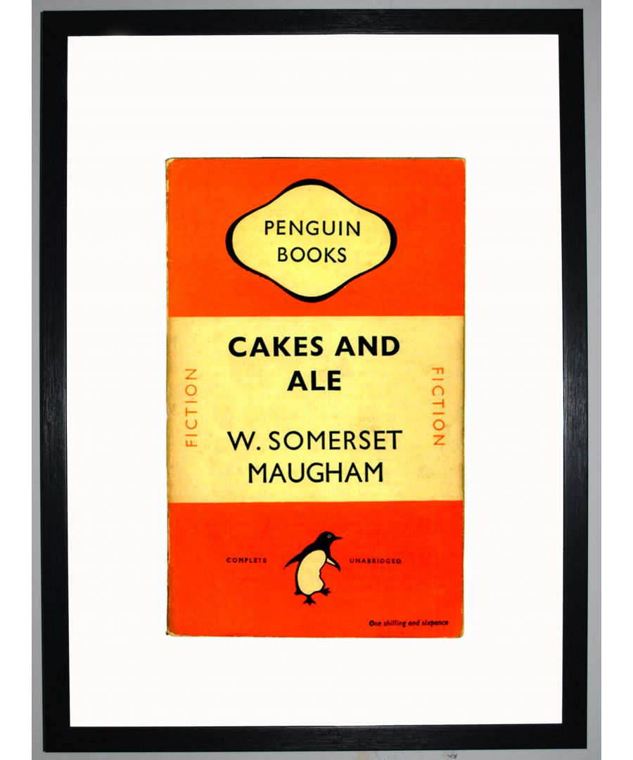 Image for Cakes and Ale by Penguin Books