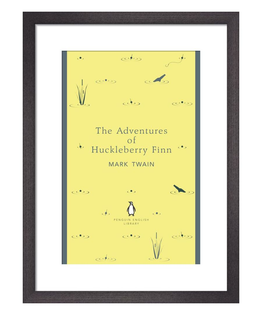 Image for The Adventures of Huckleberry Finn by Coralie Bickford-Smith