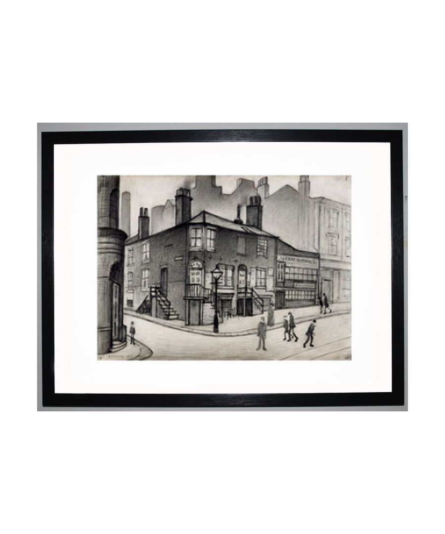 Image for Great Ancoats Street, Manchester, 1930 by L.S. Lowry