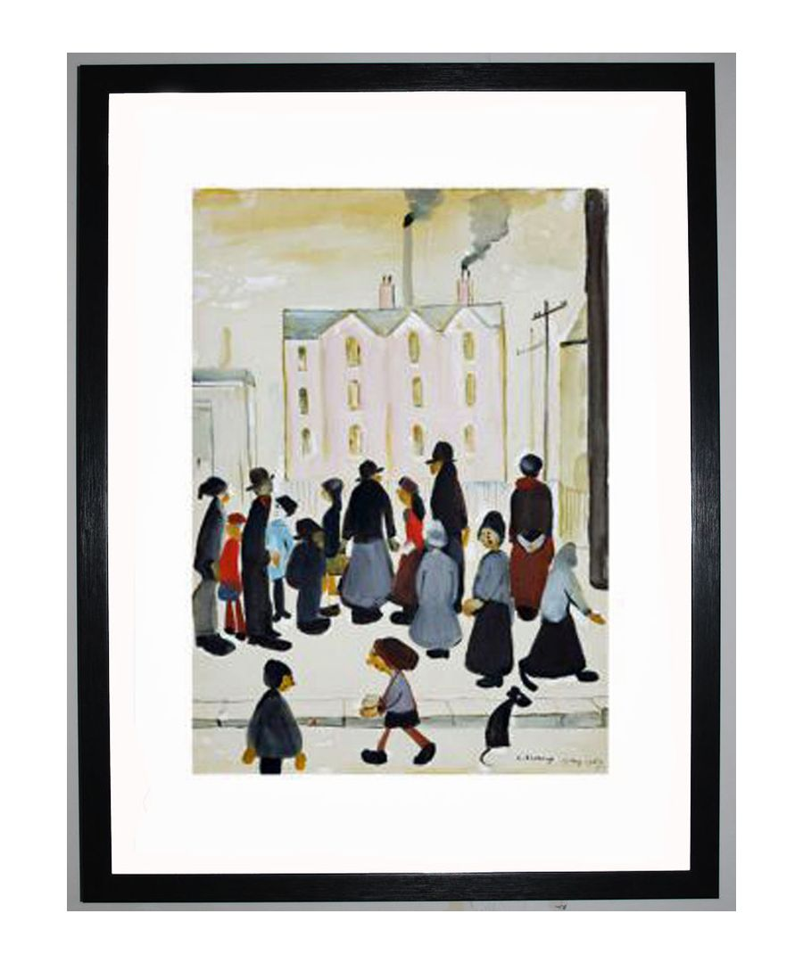 Image for Group Of People, 1959 by L.S. Lowry