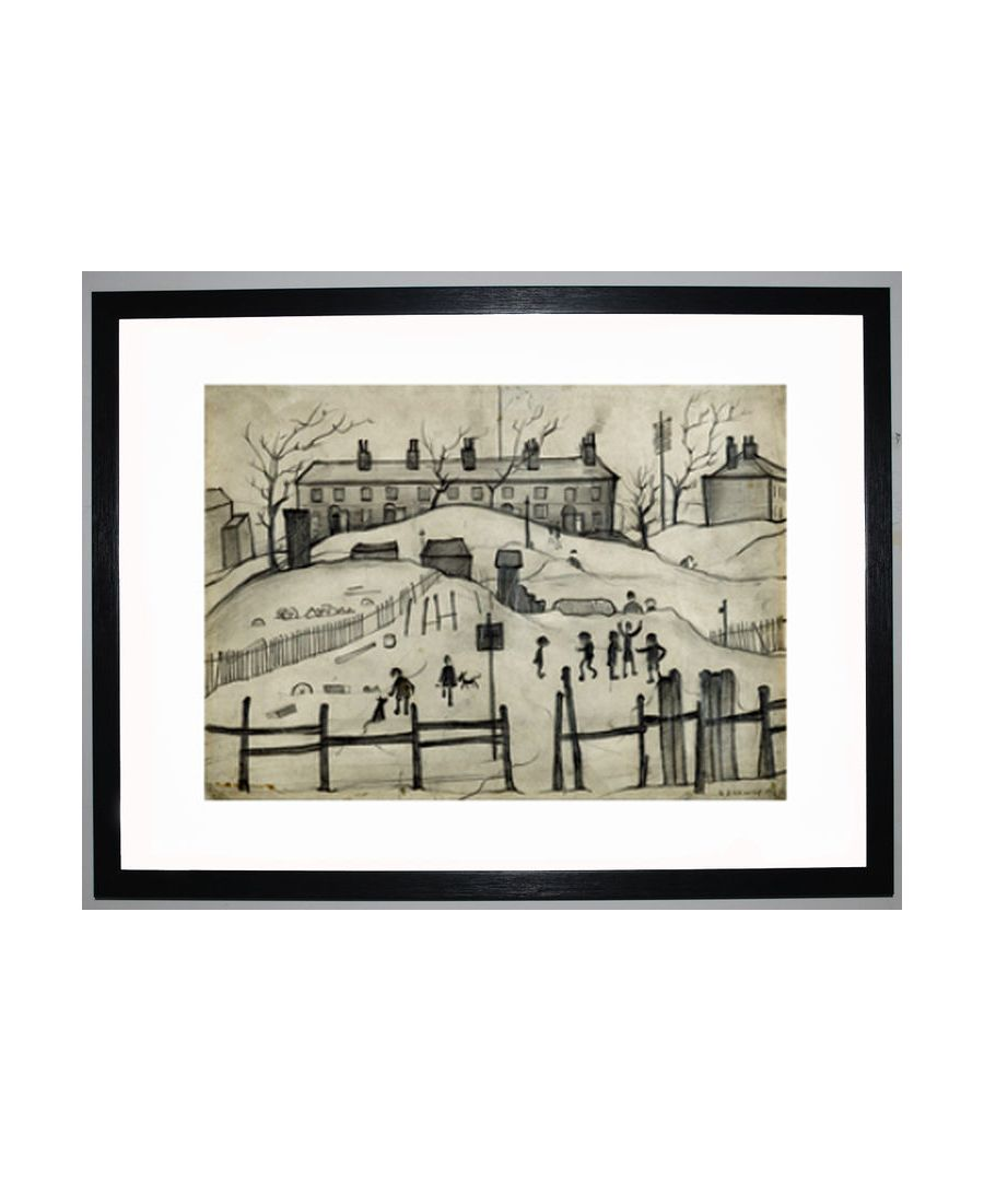 Image for Houses In Broughton, 1937 by L.S. Lowry