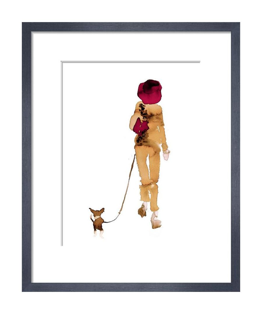 Image for What to Wear When Walking the Dogs 15 by Bridget Davies