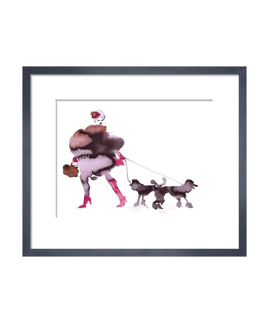 Image for What to Wear When Walking the Dogs 10 by Bridget Davies