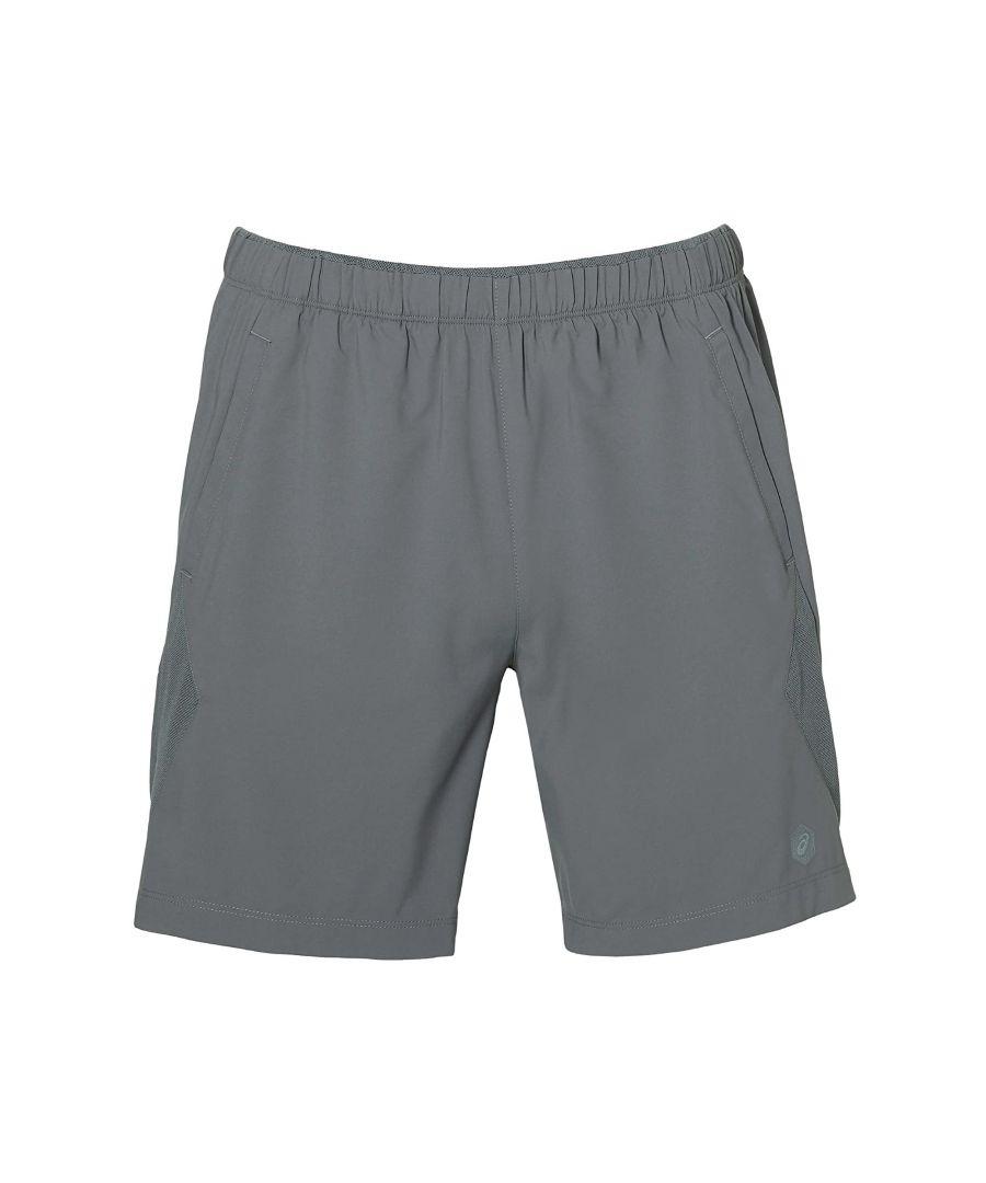 Image for Asics Tech Mens Short Grey