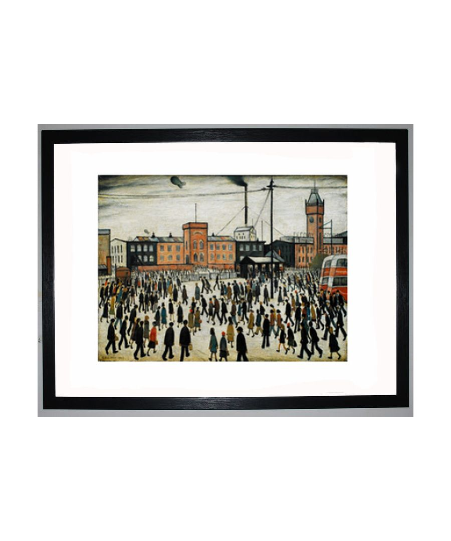 Image for Going to Work by L.S. Lowry