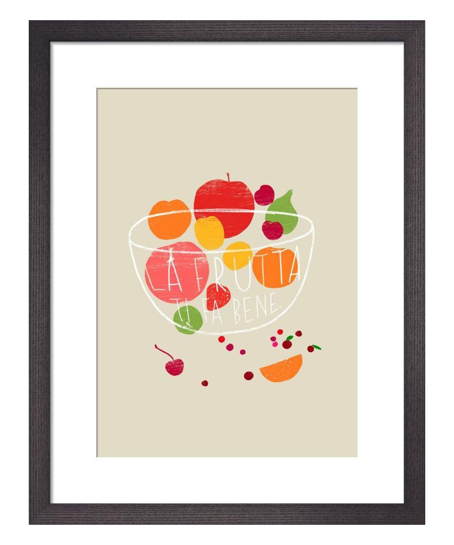 Image for La frutta by Ana Zaja Petrak